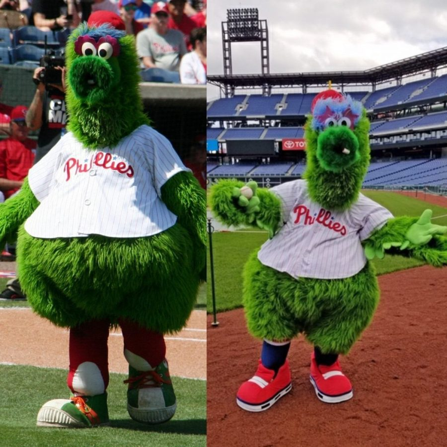 What happened to the Philly Phanatic??