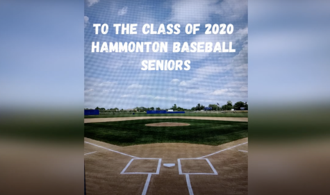 Baseball coaches honor seniors