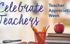 Students honor Teacher Appreciation Week