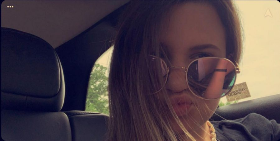 Serena Romeo ('21)