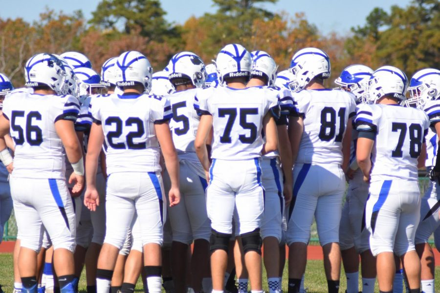Blue Devil football takes on Williamstown Braves tonight