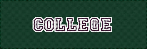 college by Sean MacEntee is licensed under CC BY 2.0