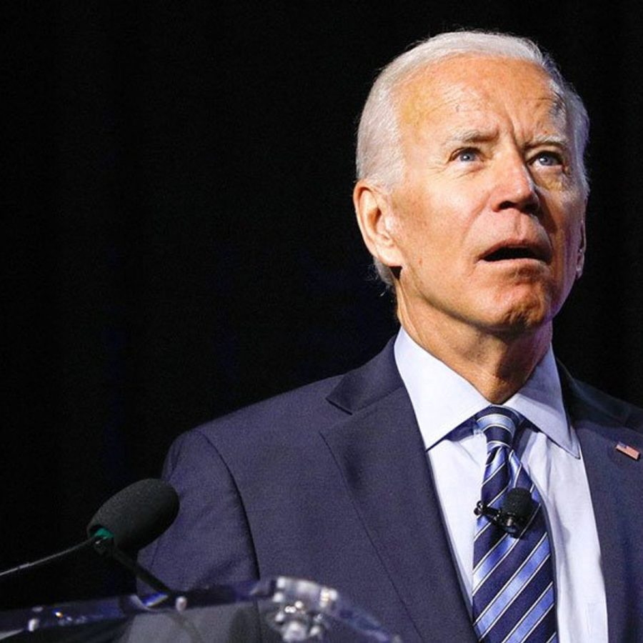 5 executive orders in Biden's first day of presidency