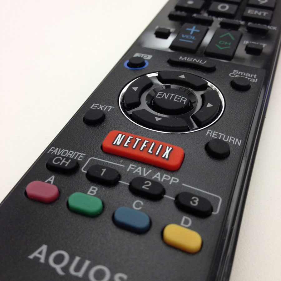 Netflix by brianc is licensed under CC BY 2.0