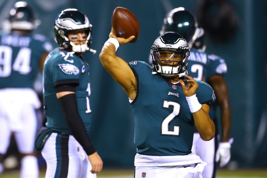What's Next for Eagles as Quarterback Controversy Continues