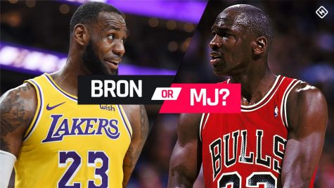 Who is the GOAT: Jordan or LeBron?