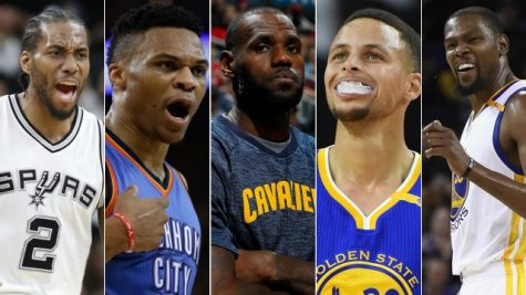 Who should win the NBA MVP?