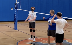 Boys volleyball starts season with enthusiasm
