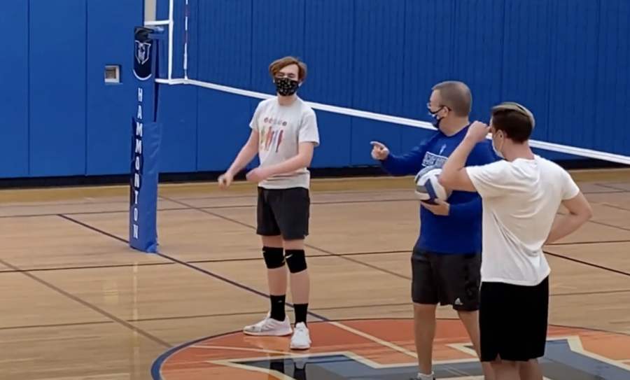 Boys+volleyball+starts+season+with+enthusiasm