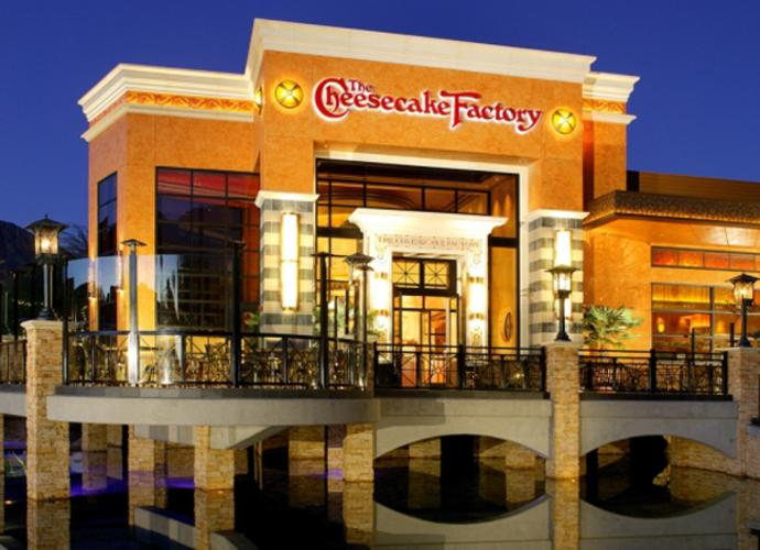 Best of the Best: Cheesecake Factory
