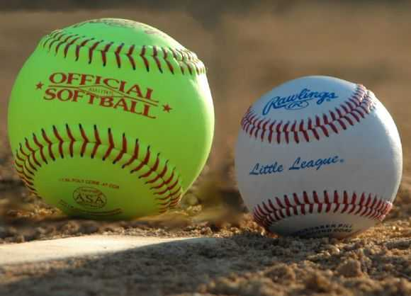Which is harder: Baseball or Softball?