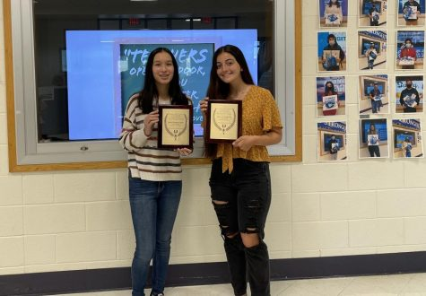 Damico and Evangelista receive 2021 Garibaldi Award