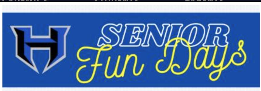 Class of 2021 plans senior fun days