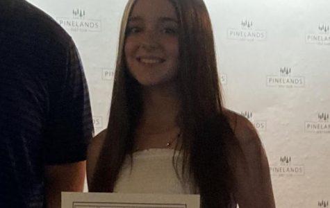 Gianna Johnson for Sophomore Class Treasurer